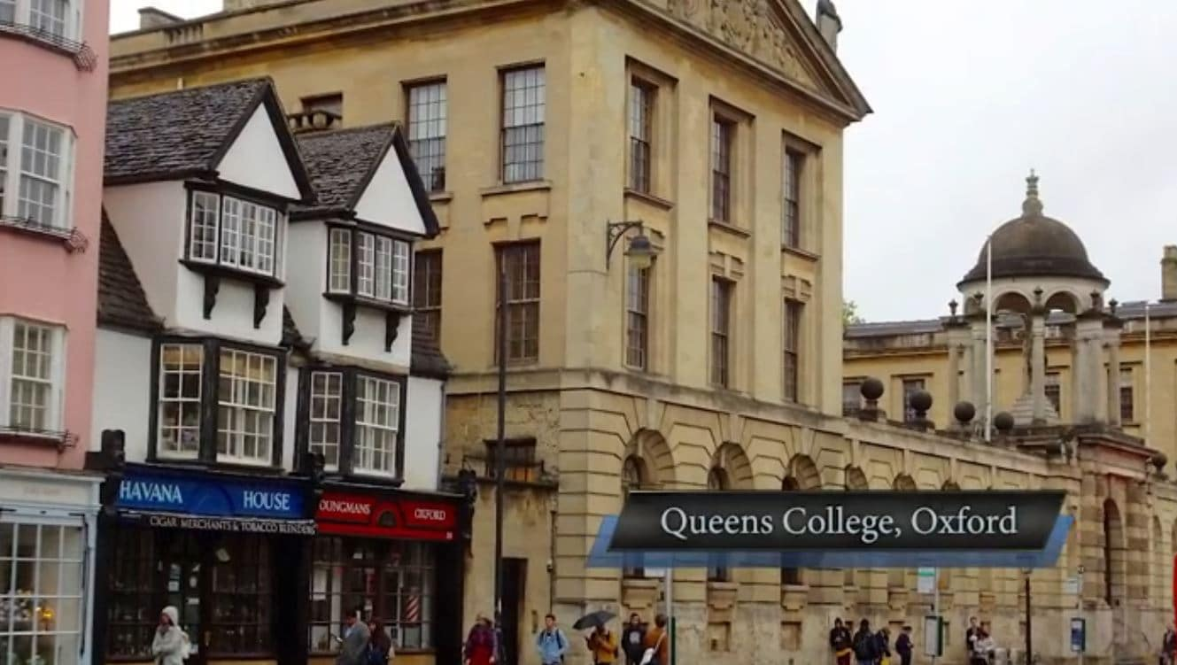British TV Shows Set in Oxford, England 11