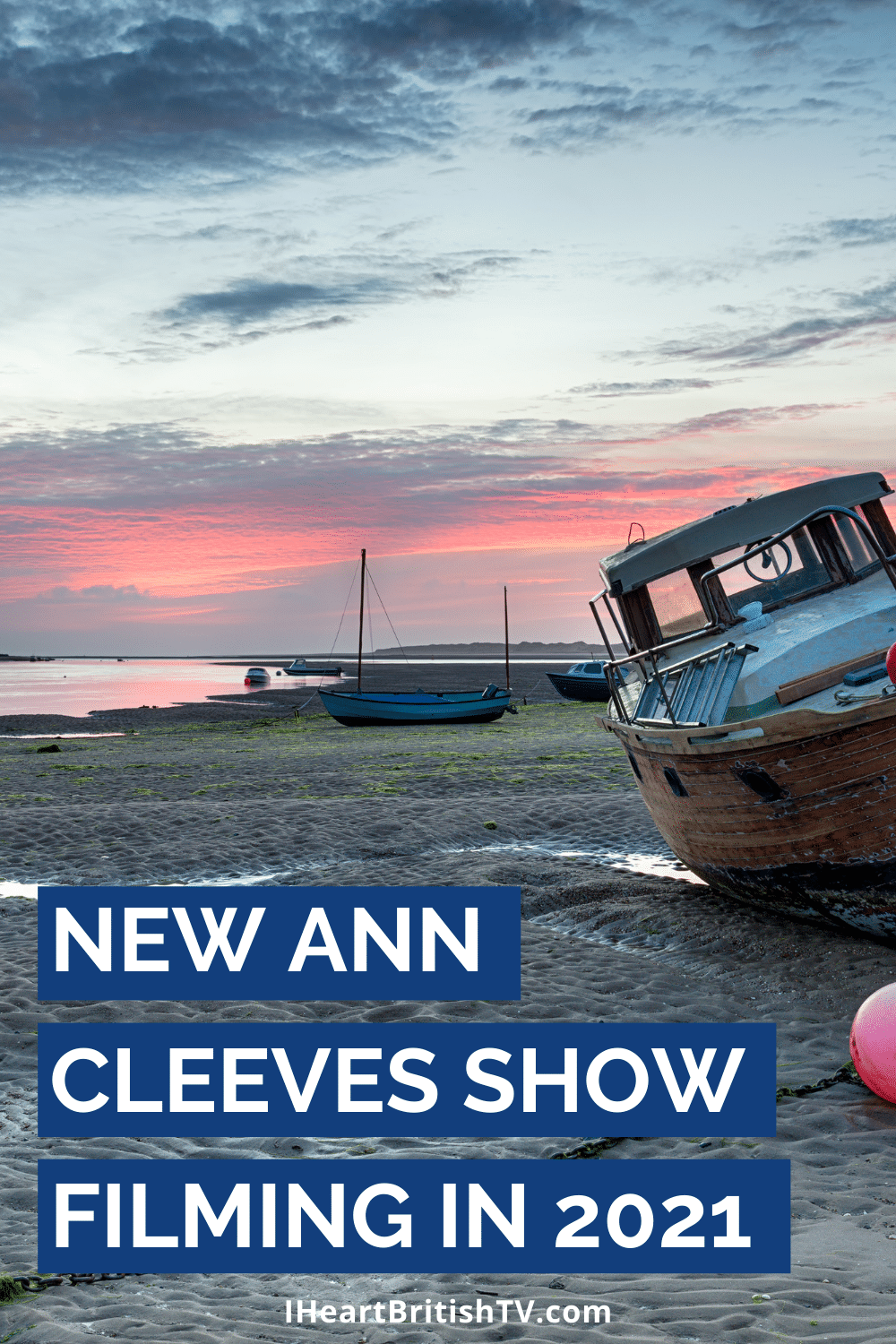 New Ann Cleeves Detective Mystery, The Long Call, to Begin Filming in Spring 2021 2