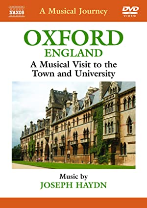British TV Shows Set in Oxford, England 12