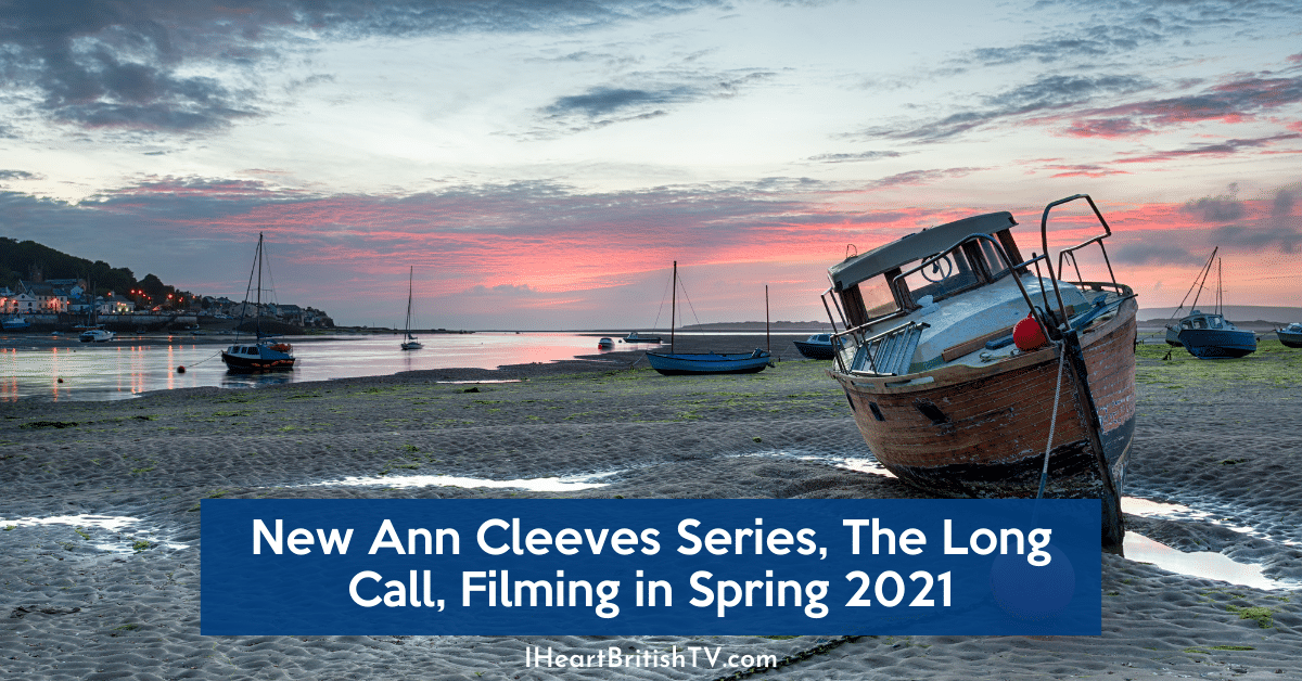 The Long Call Begins Filming in Spring 2021