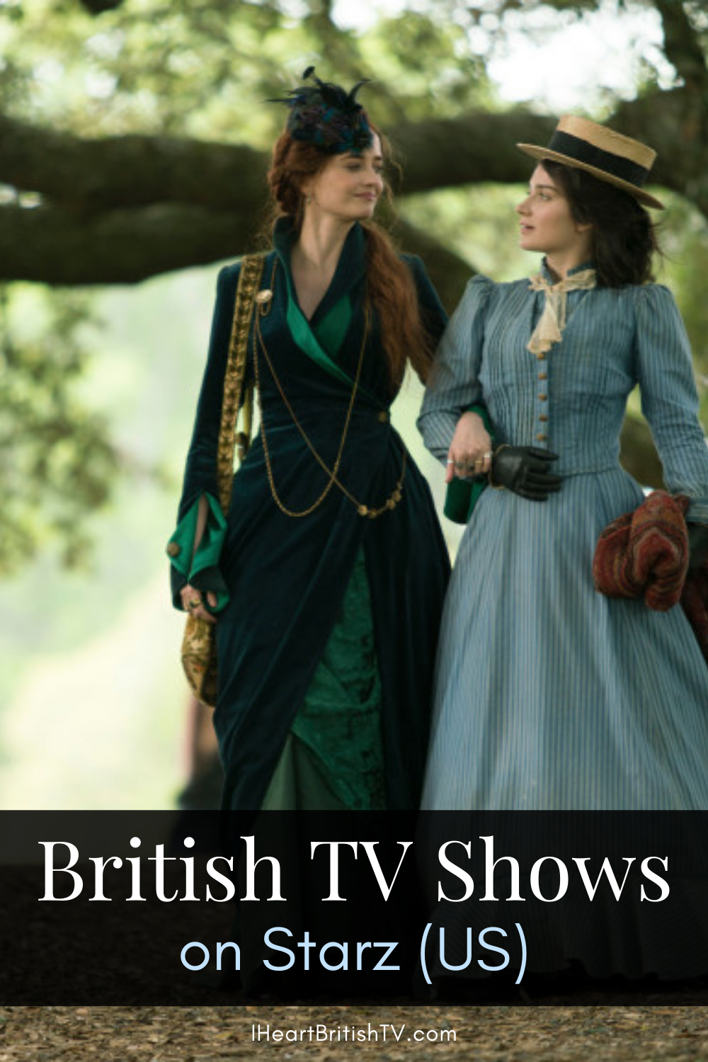 British TV Shows on Starz Right Now (2021) 8
