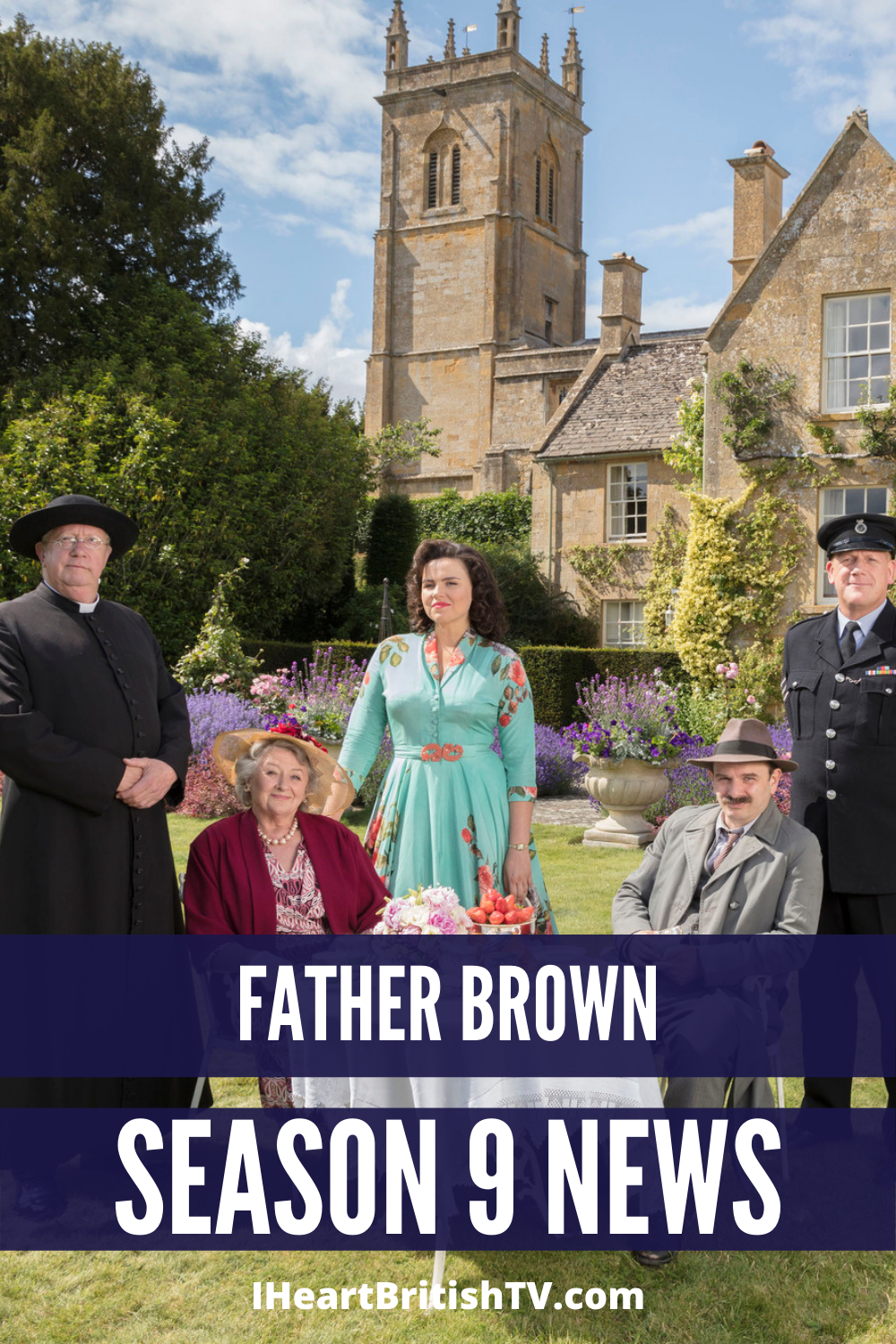 Father Brown Season 9 Release Date & Where to Watch 4