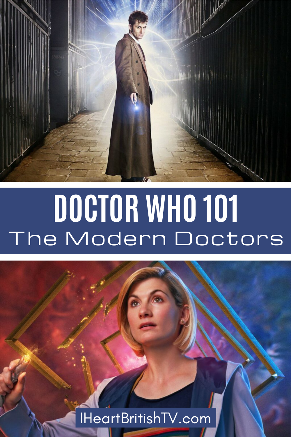 A Guide to the Modern Doctor Who Doctors 8