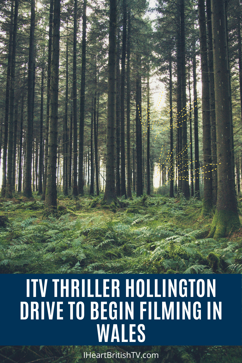 ITV Thriller Hollington Drive to Begin Filming in Wales 4