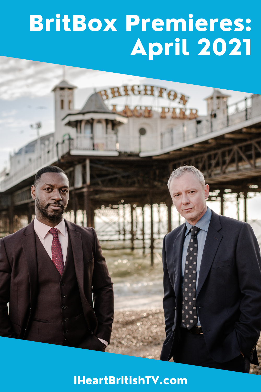 BritBox April Premieres: What's New on BritBox in April 2021? 12