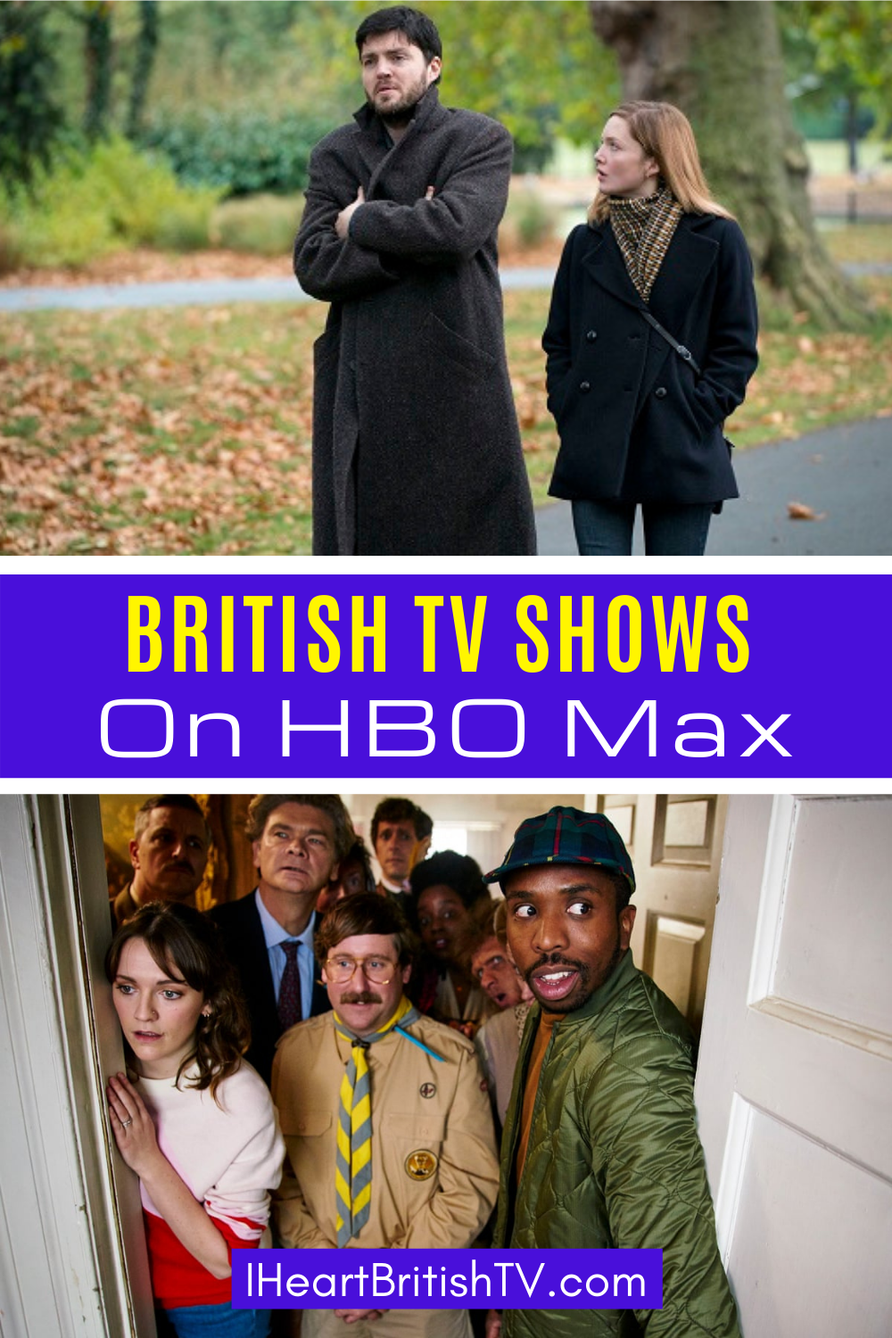 The Complete List of British TV Shows on HBO Max (2021) 18