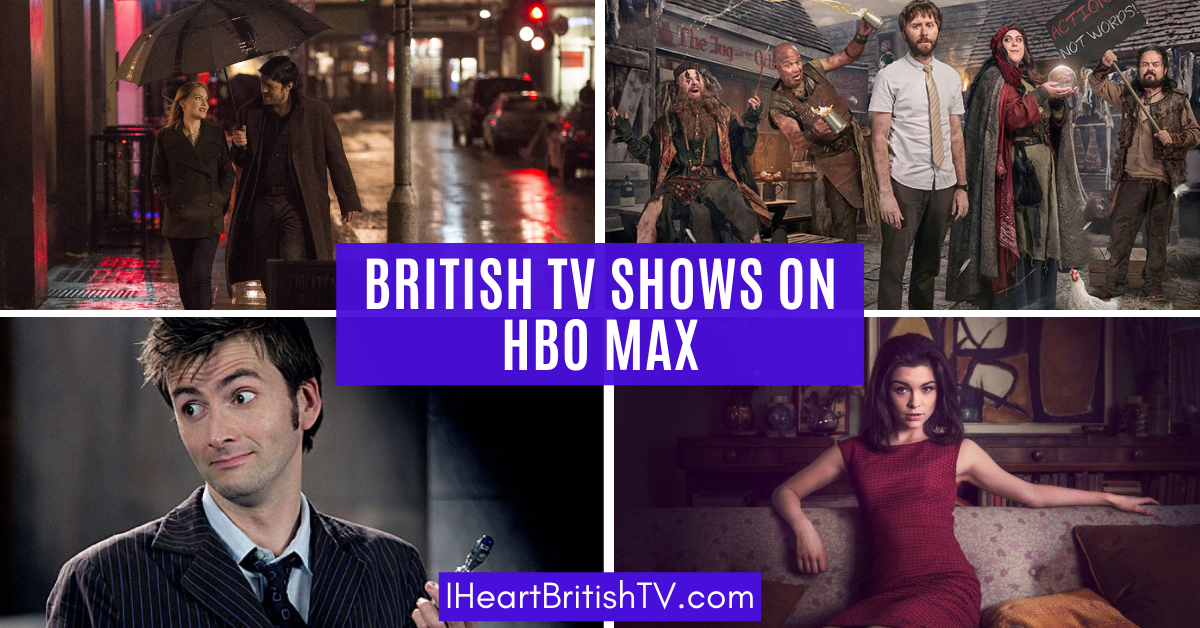 british shows on hbo max