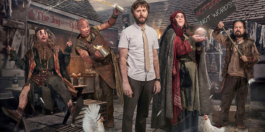The Complete List of British TV Shows on HBO Max (2021) 17