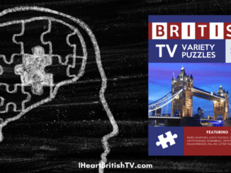 Introducing the British TV Variety Puzzle Book, Volume 1 11