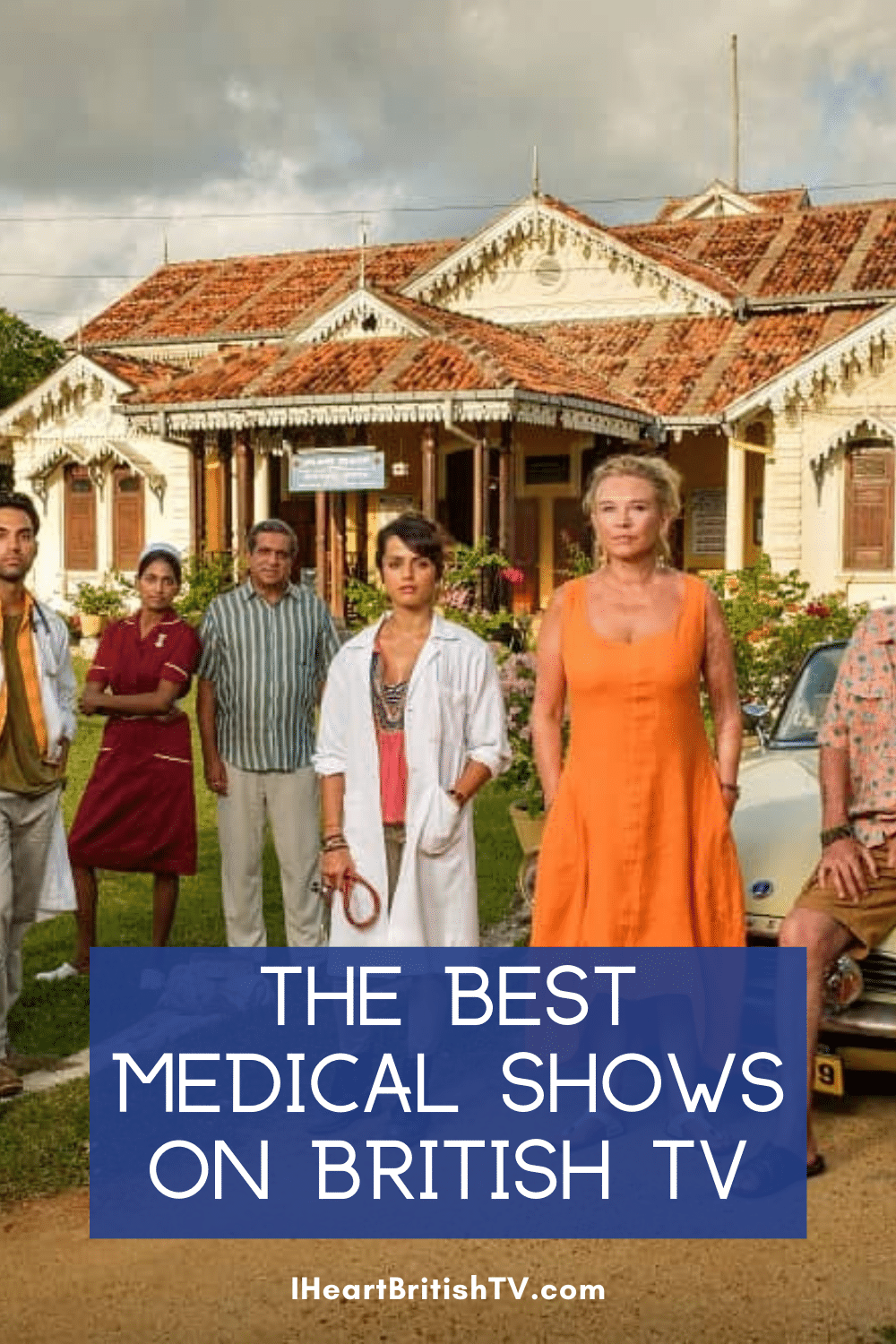 40+ of the Best British TV Medical Shows 28