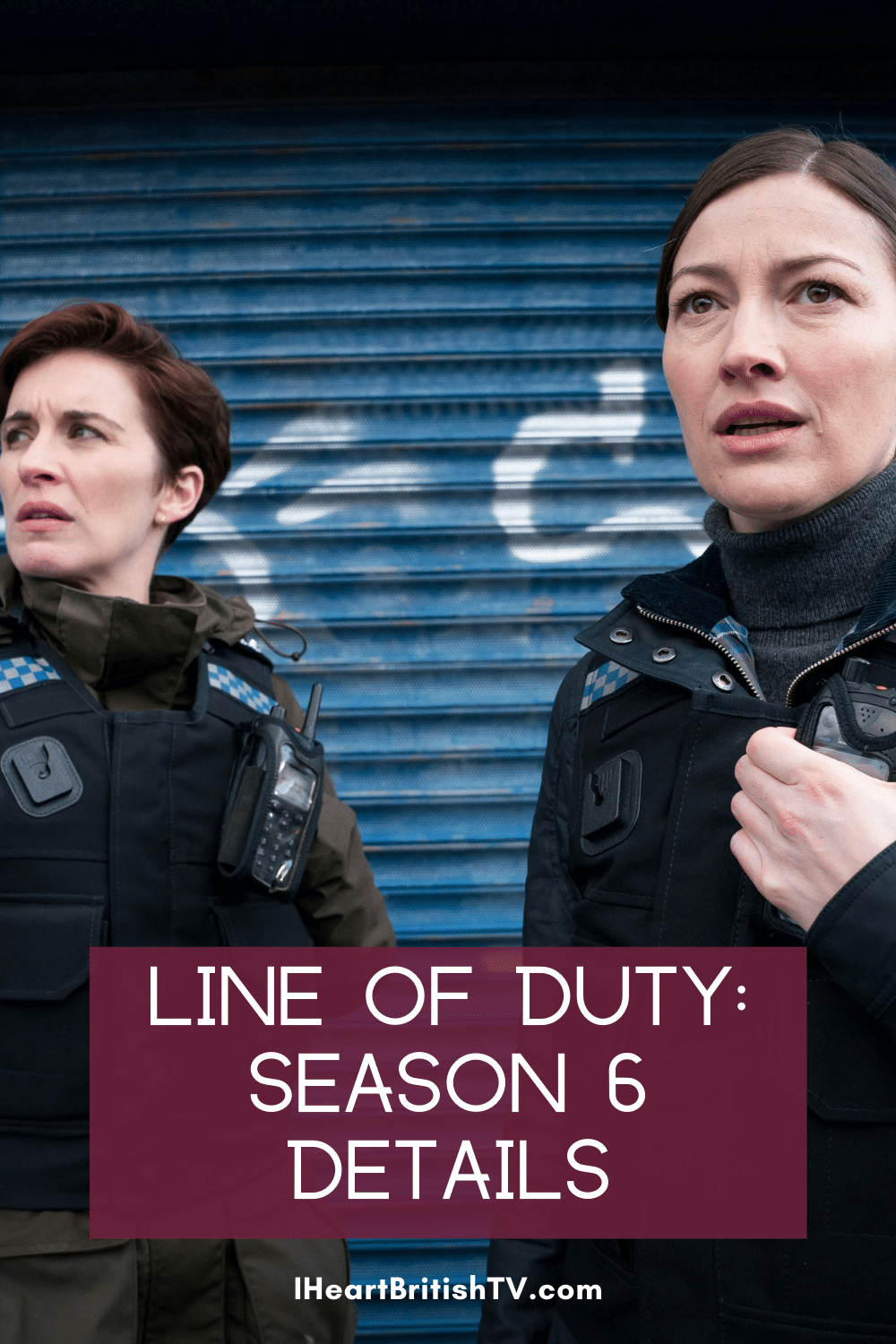 Line of Duty Season 6: Premiere Date & Where to Watch (US & Canada) 2