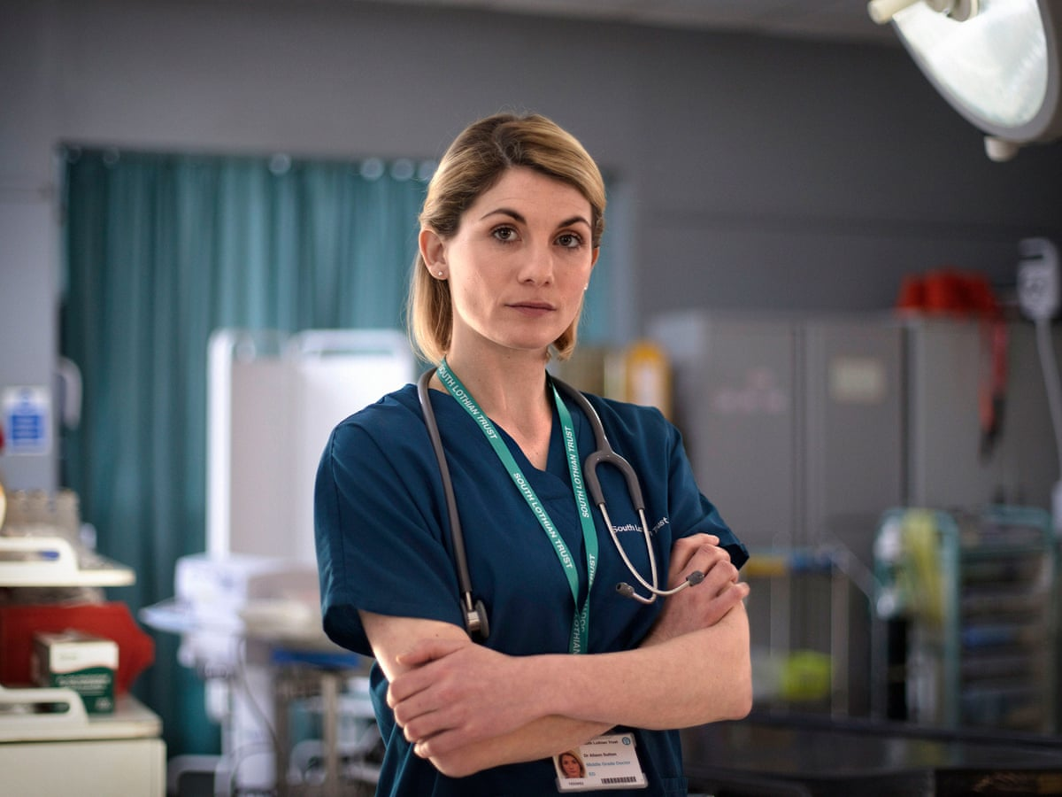 40+ of the Best British TV Medical Shows 15