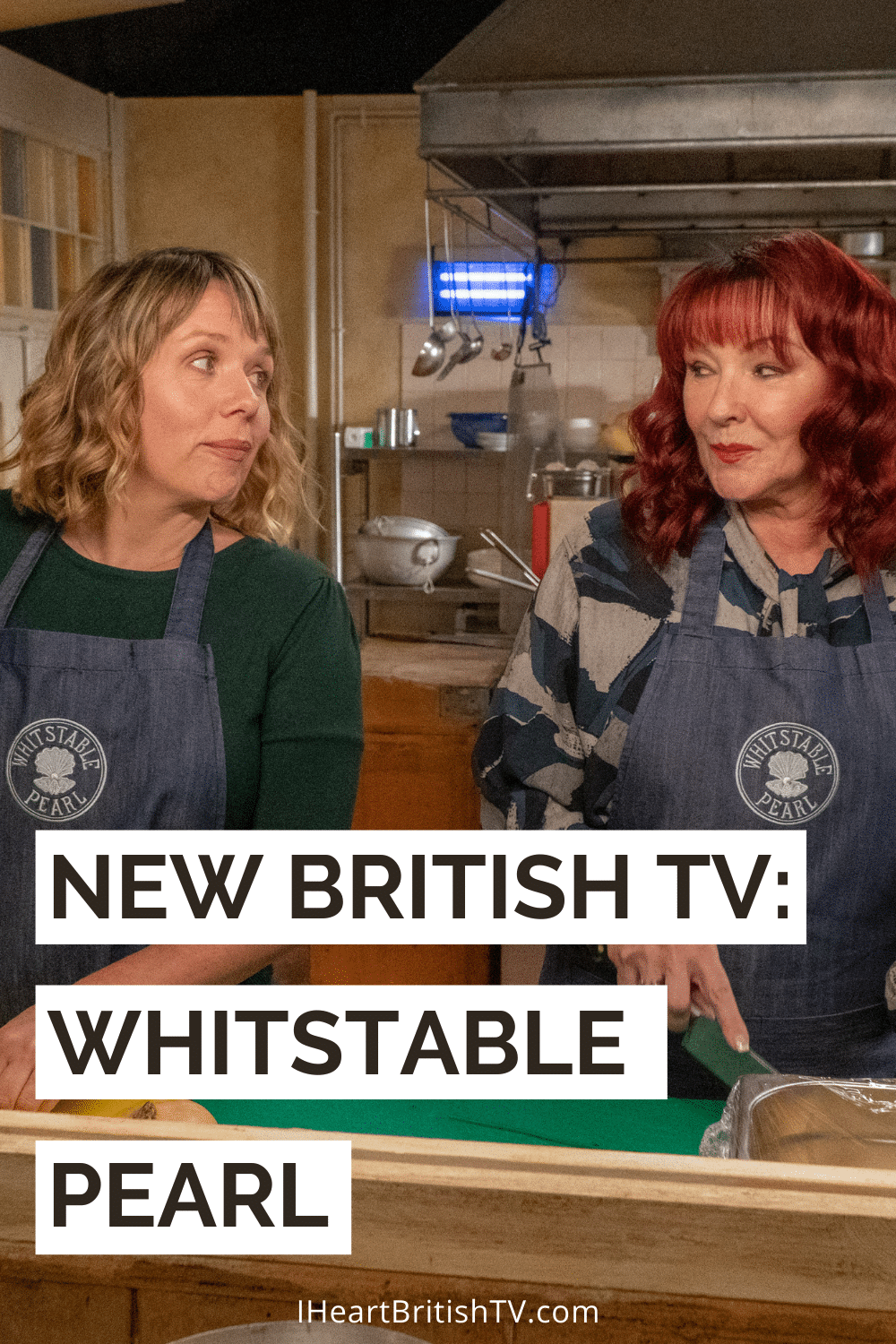 New Mystery Series Whitstable Pearl Comes to Acorn TV in May 7