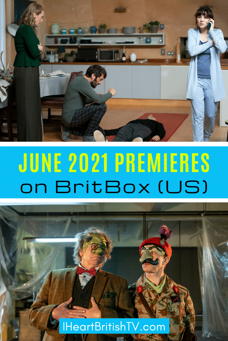 BritBox June Premieres: What's New on BritBox in June 2021? 6