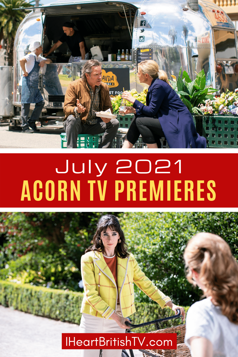 July British TV Premieres: What's New on Acorn TV for July 2021? 10