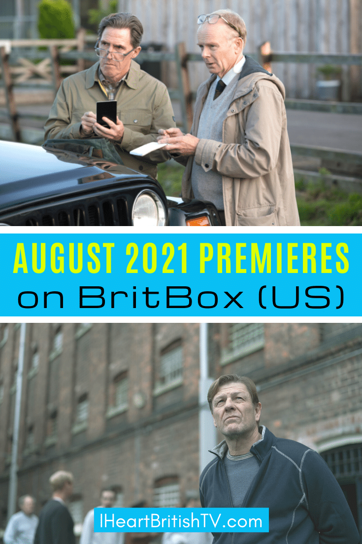 BritBox August Premieres: What's New on BritBox in August 2021? 9