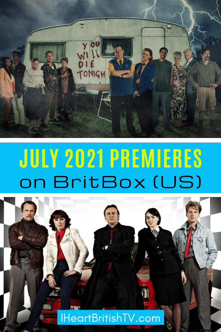 BritBox July Premieres: What's New on BritBox in July 2021? 9