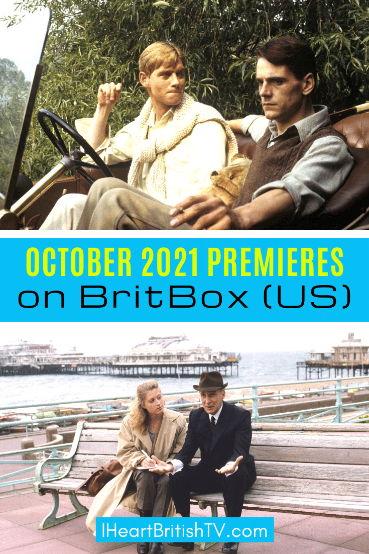 BritBox October Premieres: What's New on BritBox in October 2021? 6