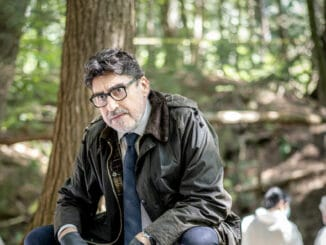 Filming Begins on Louise Penny's Inspector Gamache Three Pines Series 1