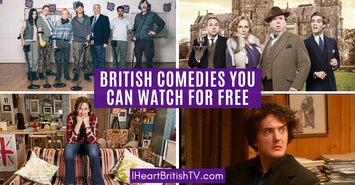 70+ British Comedies You Can Watch for Free Online (US) 1