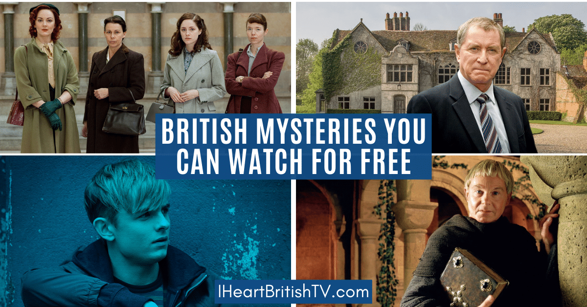 80+ British Mysteries & Crime Dramas You Can Watch for Free Online 1