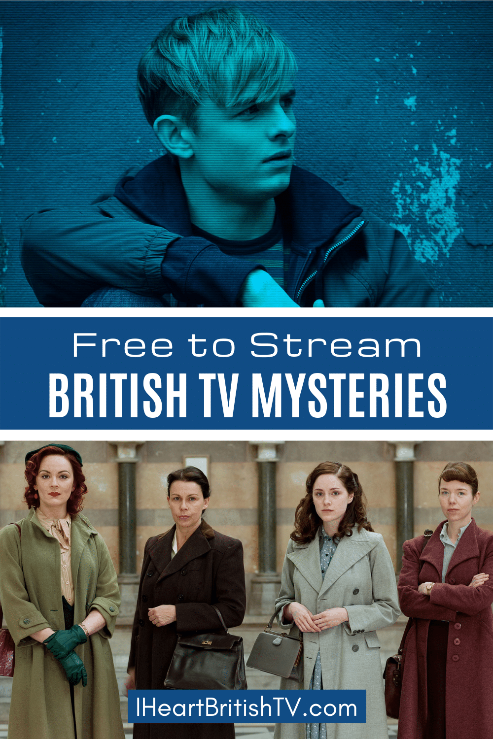 80+ British Mysteries & Crime Dramas You Can Watch for Free Online 16