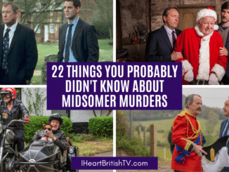 Midsomer Murders Trivia: 21 Things You Might Not Know 27