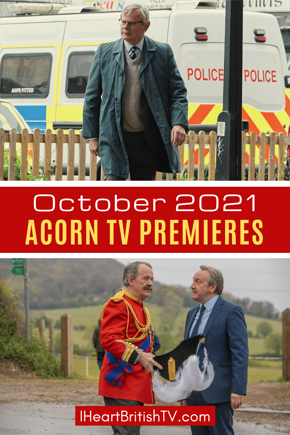October British TV Premieres: What's New on Acorn TV for October 2021? 9