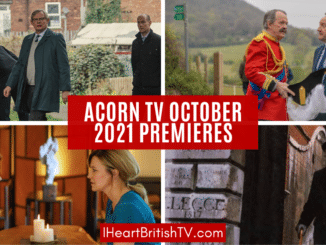 images of acorn october new shows