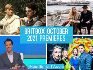BritBox October Premieres: What's New on BritBox in October 2021? 15